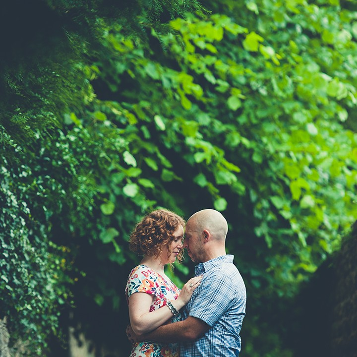 Oxfordshire Engagement photography, Hazel & Terry
