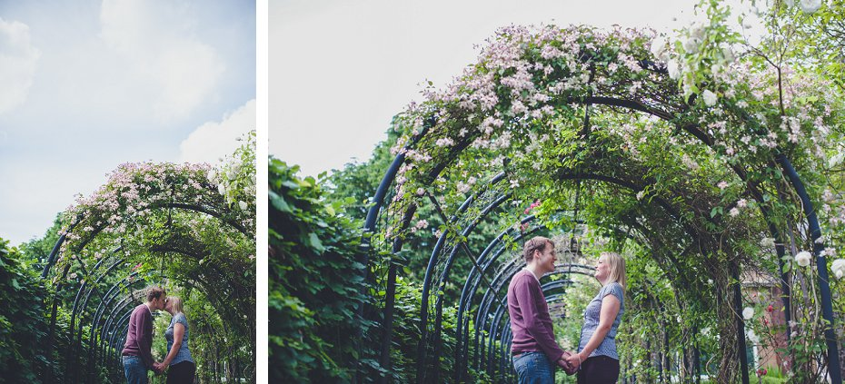 Abingdon engagement shoot