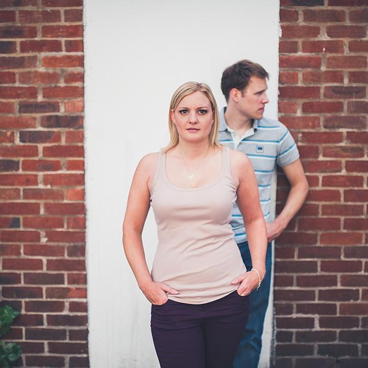 Abingdon couple shoot, Linda & Calum