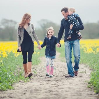Glyn, Jo, Sienna-Rose & Oliver