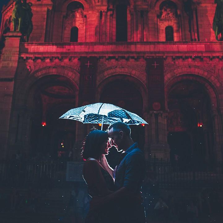 Paris wedding photography, Ruth & Eddie
