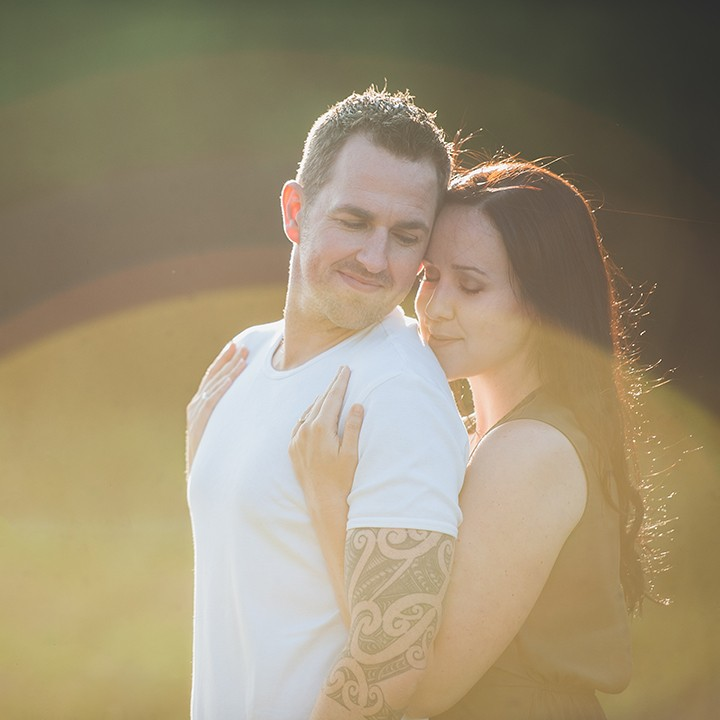 Oxfordshire Engagement Shoot, Daniella & Paul
