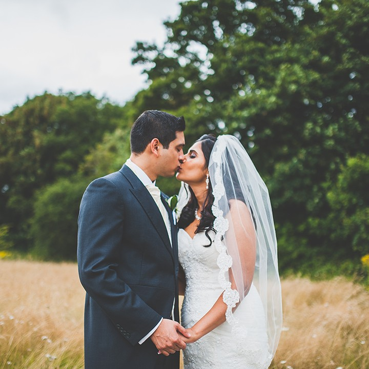 Grovefield house hotel wedding, Buckinghamshire