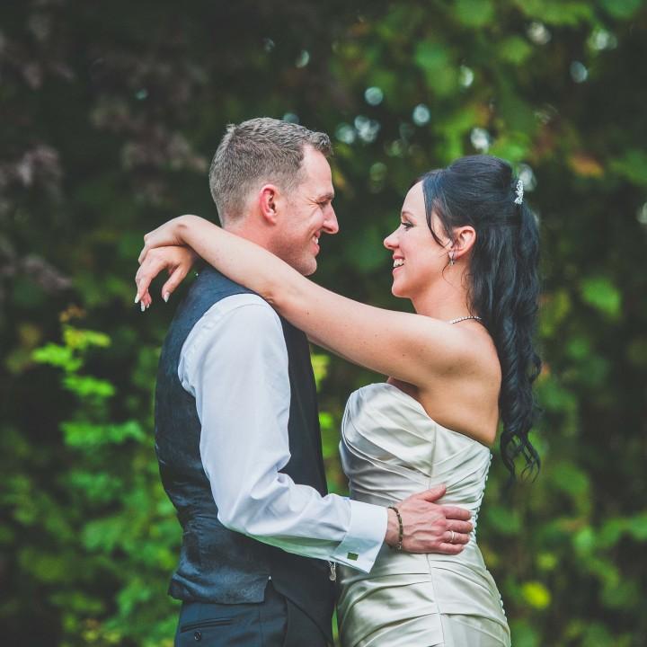 Steventon house hotel wedding, Daniella & Paul
