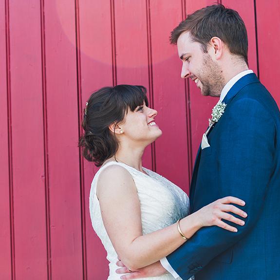 Cogges Farm wedding, Harriet & Matt