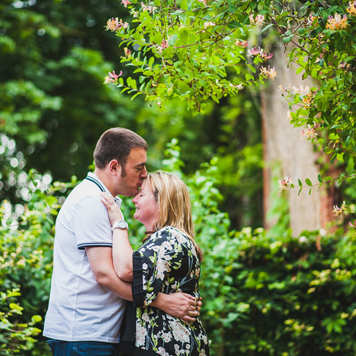 Abingdon Engagement photography, Shannon & Mike