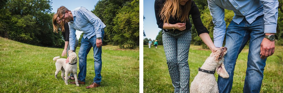 Natural engagement photography - Joanna & Simon (1033 of 64)