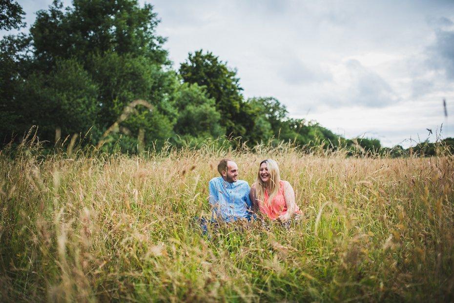 Natural engagement shoot - Selma & Ashley (1030 of 67)