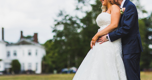 Milton Hill House wedding, Selma & Ashley