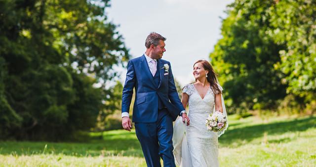 Cotswolds wedding photographer, The Baytree Hotel, Joanna & Simon