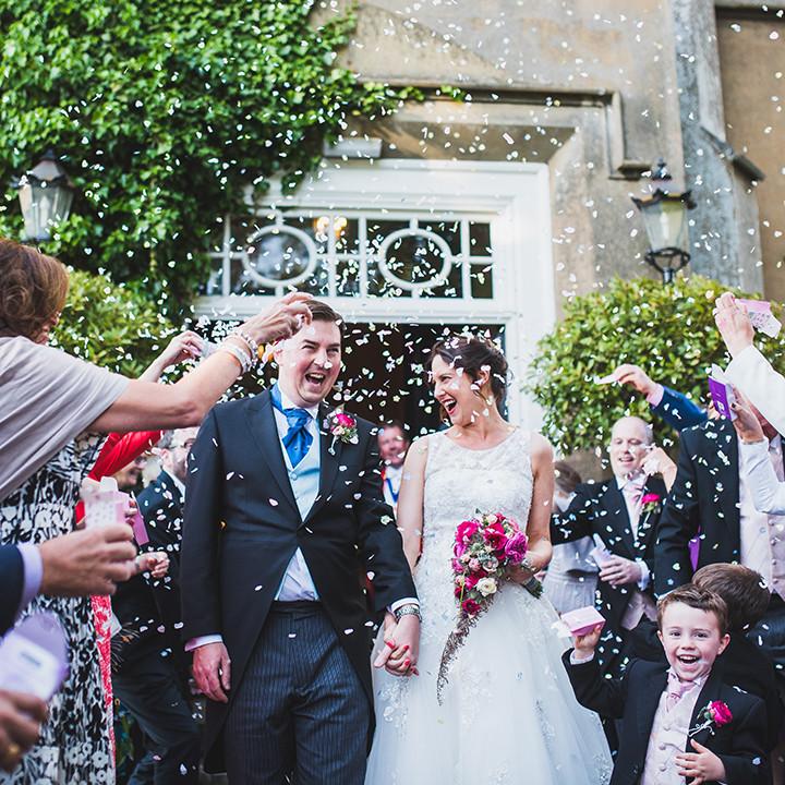 Offley Place wedding, Hertfordshire
