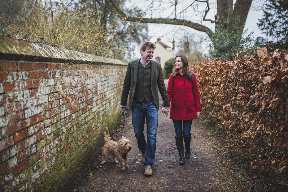 Amanda & Neil plus Winston Engagement shoot (1025 of 93)