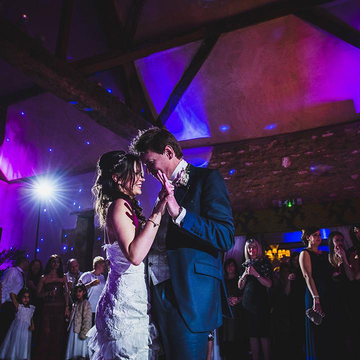 Thames Four Pillars hotel wedding, Amanda & Neil