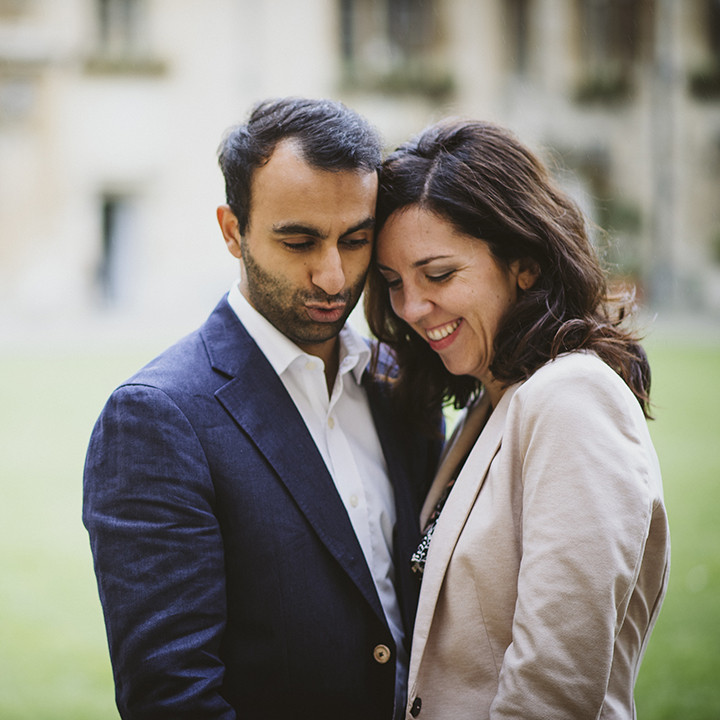 Oxford Engagement Photos, Noreen & Pritesh