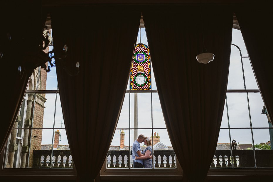 Hungerford Engagement Shoot