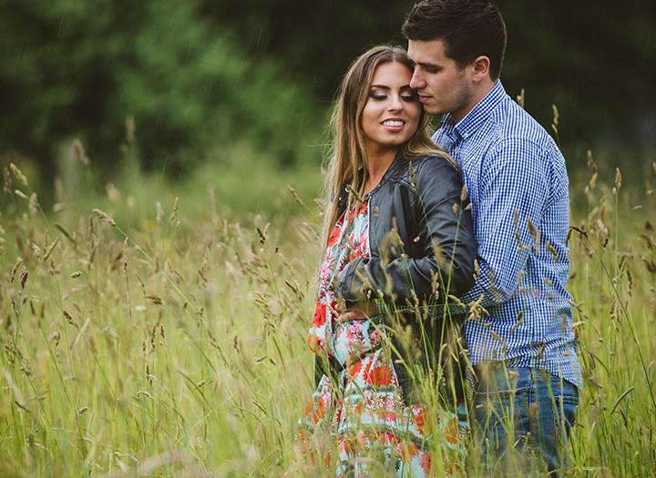 Oxford Pre Wedding shoot, Katie & Connor & Amilie