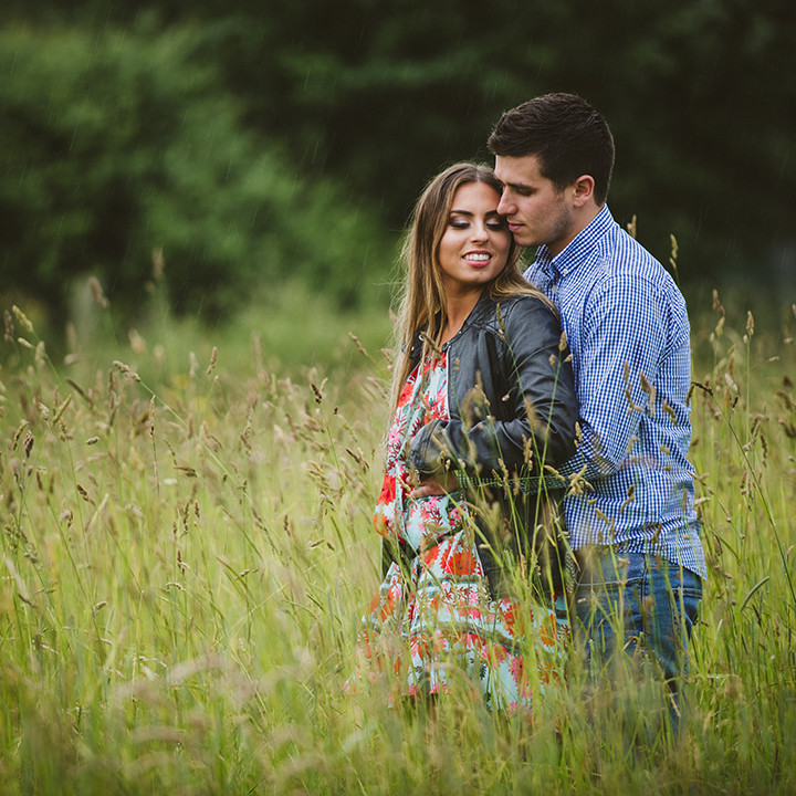 Oxford Pre Wedding shoot, Katie & Connor & Amilie