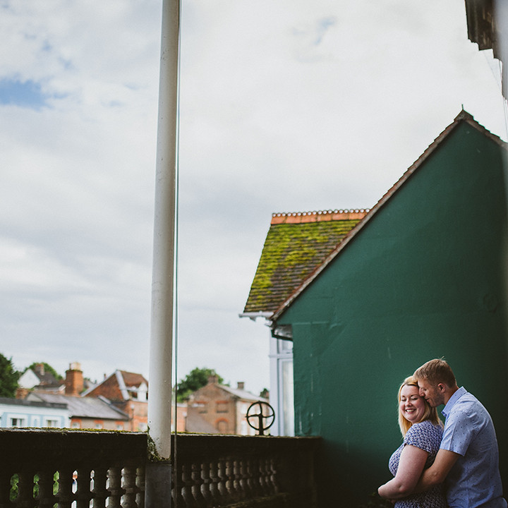 Hungerford Engagement Shoot, Kerry & Peter