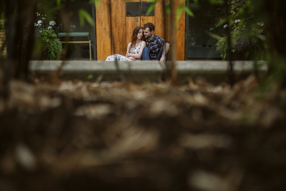 St Catherine's engagement shoot