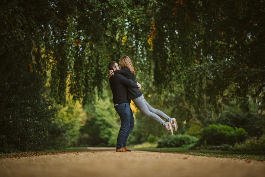 Oxford University Engagement Shoot