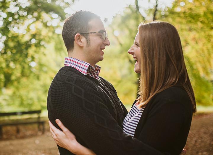 Oxford University Engagement Shoot, Katie & Ash