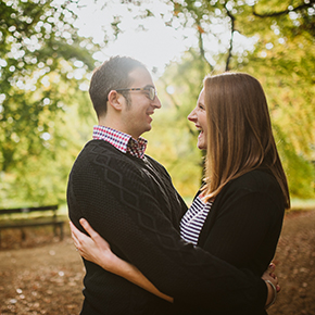 Oxford University Engagement Shoot, Katie & Ash