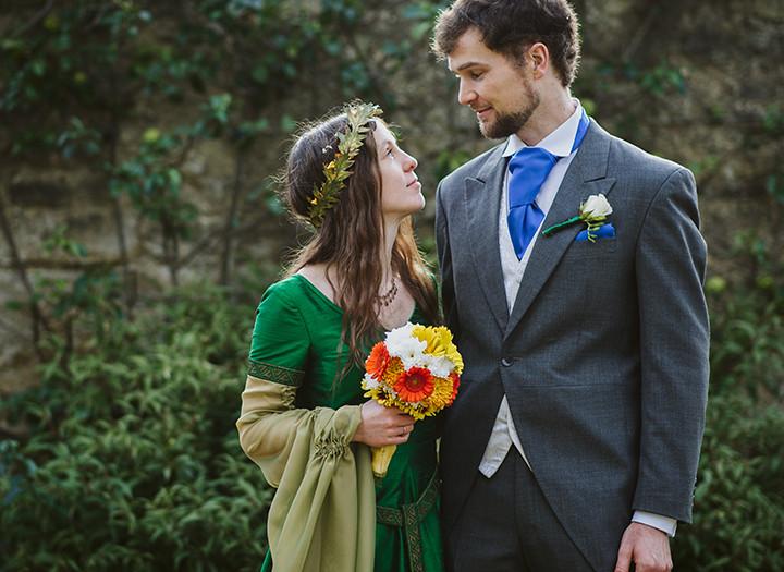Merton College wedding, Veronica & Alun