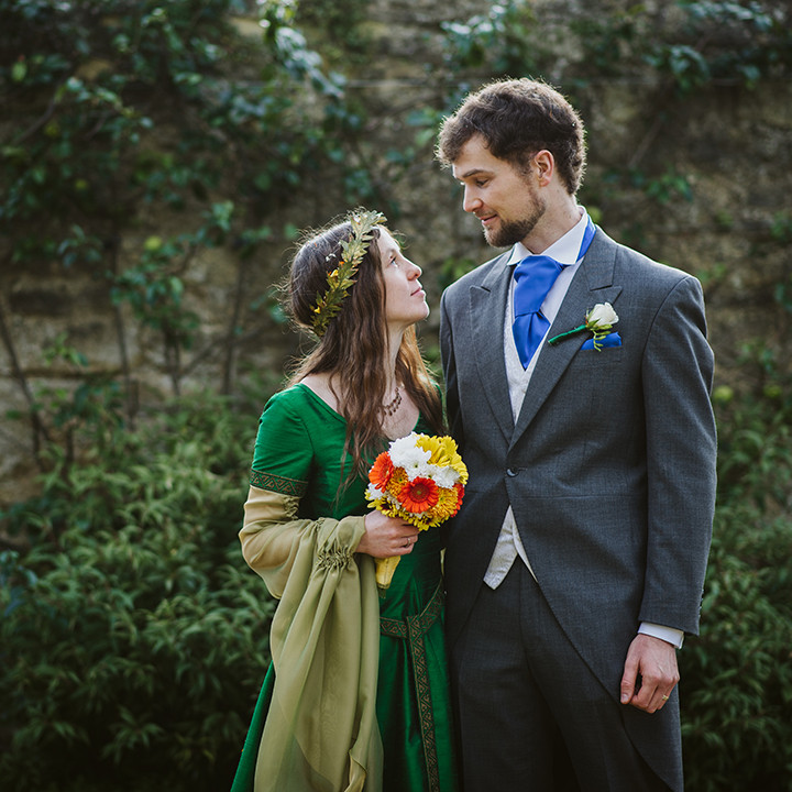 Merton College wedding, Veronica & Alun