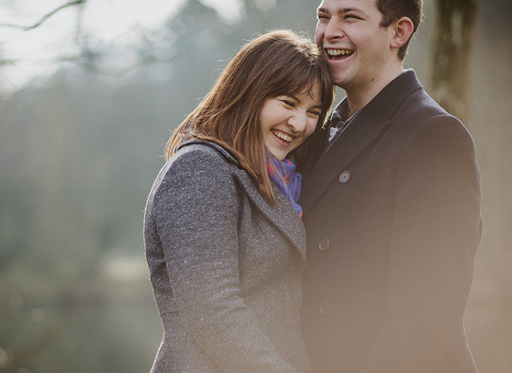 Blenheim Engagement shoot, Kathryn & Christopher