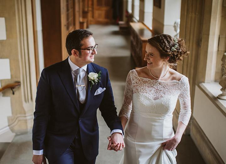 Harris Manchester College Wedding, Katie & Ash