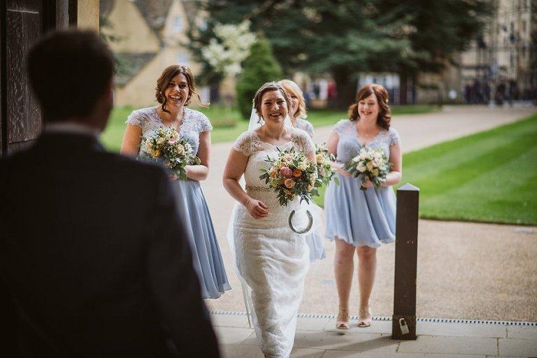 Trinity College Wedding Photographer