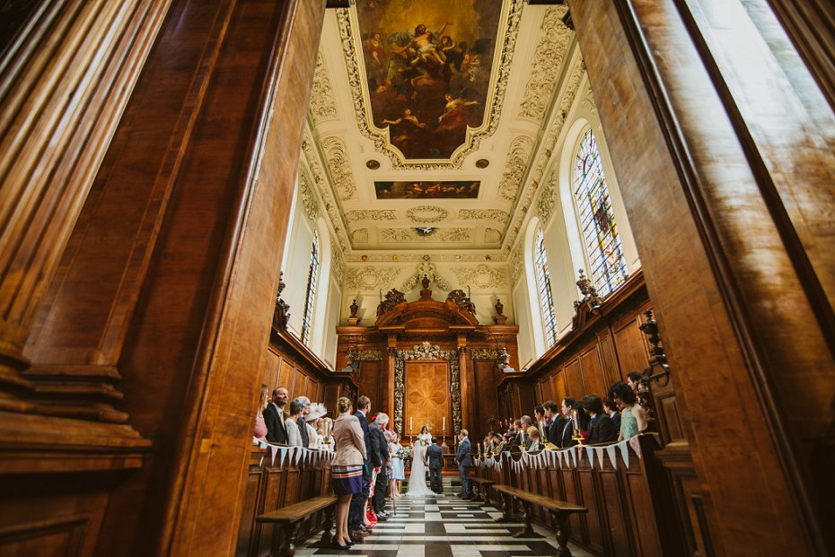 Trinity College Wedding Photographer