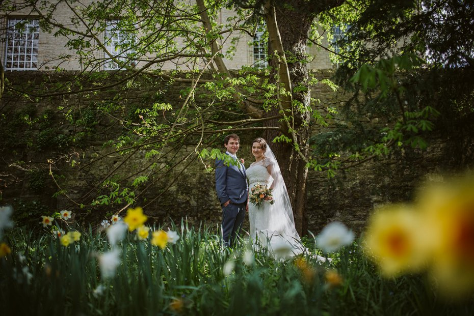 Kathryn & Christopher wedding - Trinity College - 1st April 2017-1478