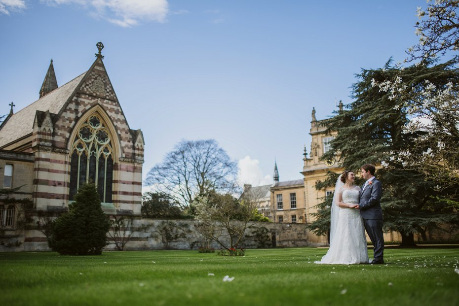 Kathryn & Christopher wedding - Trinity College - 1st April 2017-1496