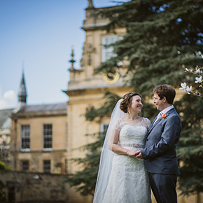 Oxford Wedding Photographer, Trinity College Wedding
