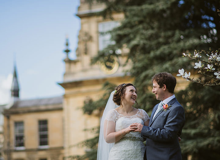 Oxford Wedding Photographer, Trinity College Wedding