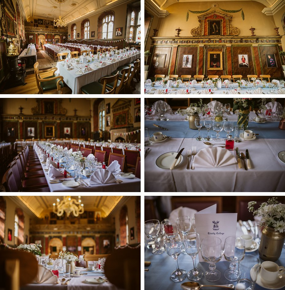 Kathryn & Christopher wedding - Trinity College - 1st April 2017-1527