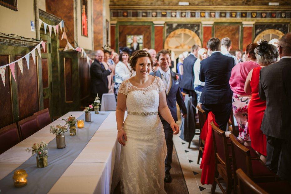 Kathryn & Christopher wedding - Trinity College - 1st April 2017-1564