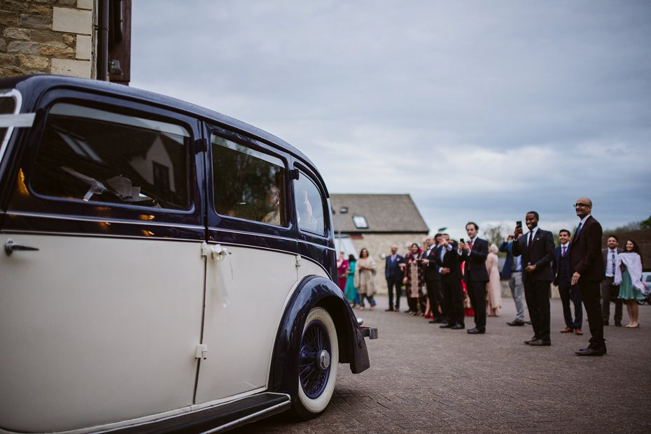 Worton Hall Wedding