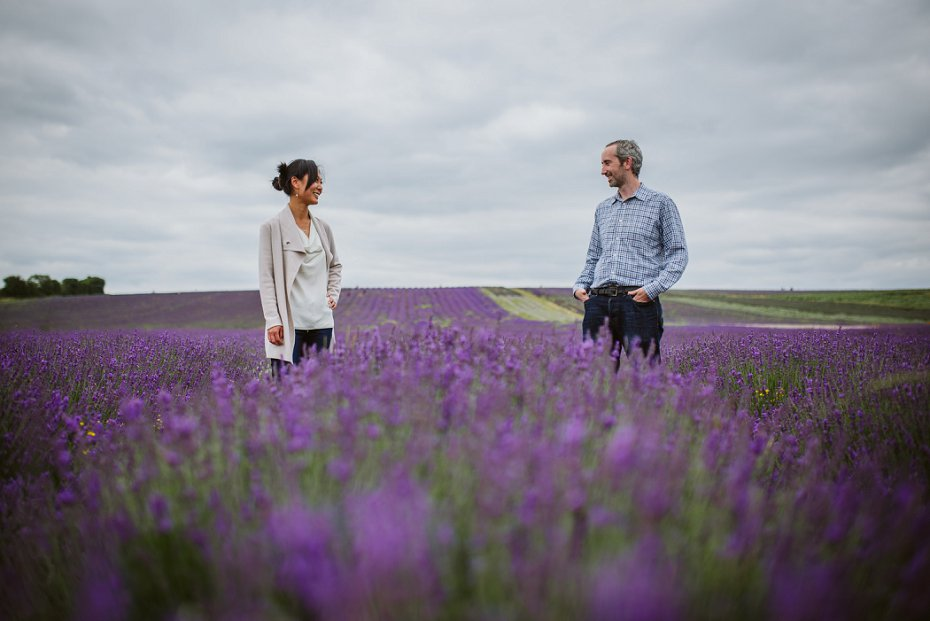 Hitchin Lavender - Kathy & Liam - Lee Dann Photography-1000