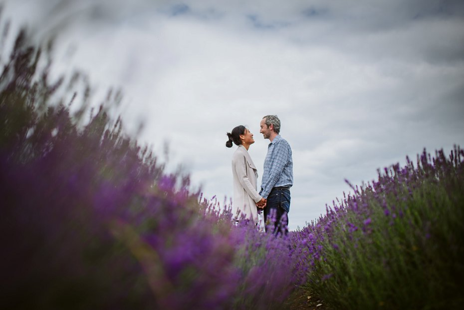 Hitchin Lavender - Kathy & Liam - Lee Dann Photography-1006