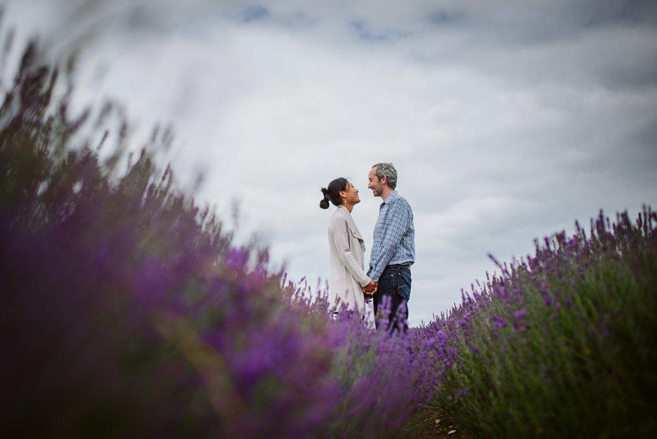 Hitchin Lavender - Kathy & Liam - Lee Dann Photography-1006