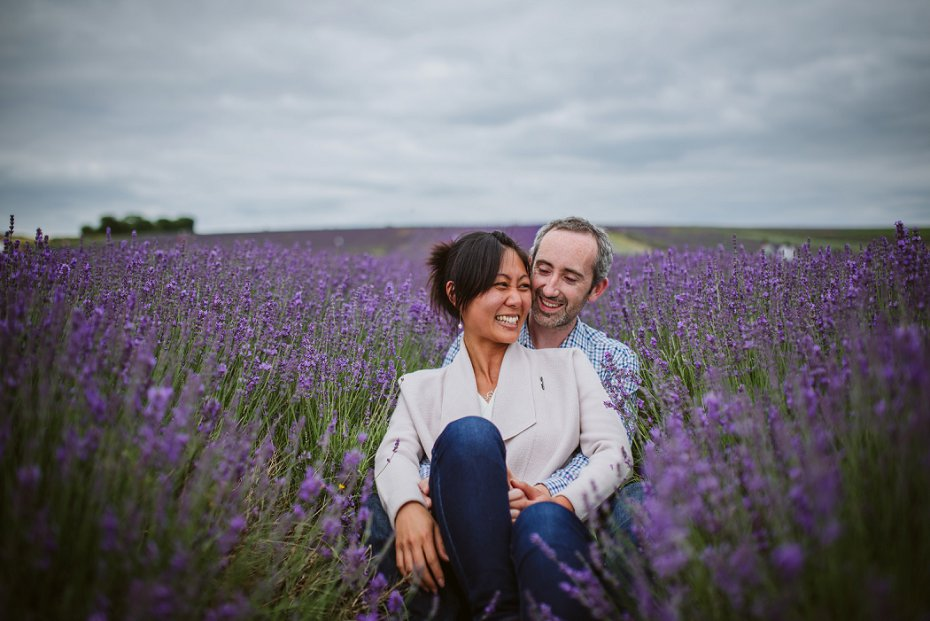 Hitchin Lavender - Kathy & Liam - Lee Dann Photography-1010