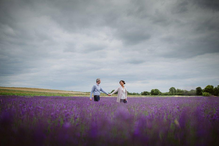 Hitchin Lavender - Kathy & Liam - Lee Dann Photography-1011