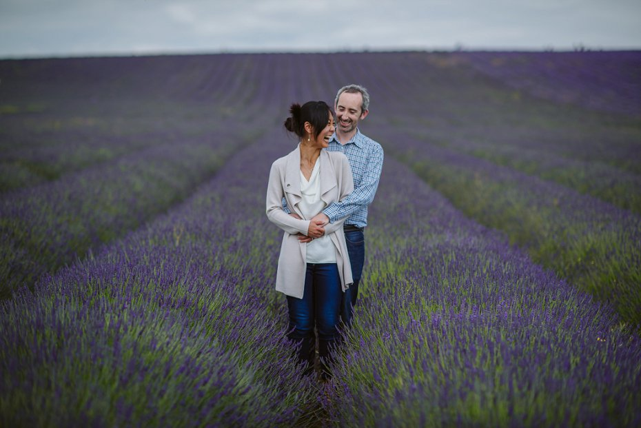 Hitchin Lavender - Kathy & Liam - Lee Dann Photography-1016