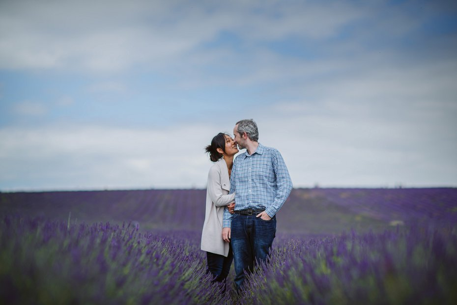 Hitchin Lavender - Kathy & Liam - Lee Dann Photography-1018