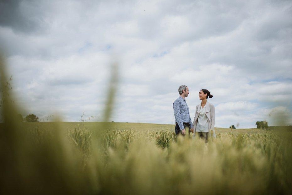 Hitchin Lavender - Kathy & Liam - Lee Dann Photography-1030