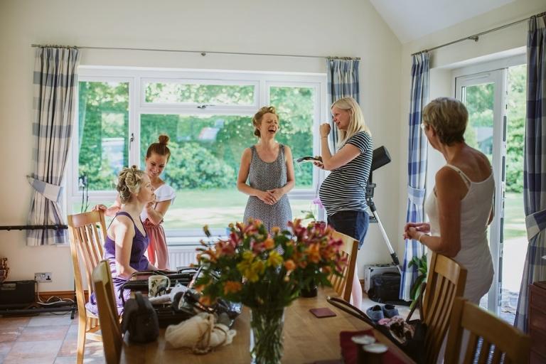Notley Tythe Barn Wedding - 0003