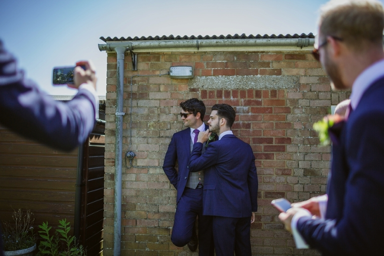 Notley Tythe Barn Wedding - 0026