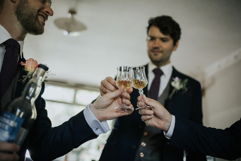 Notley Tythe Barn Wedding - 0027